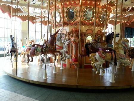 Carousel, Champaign, IL