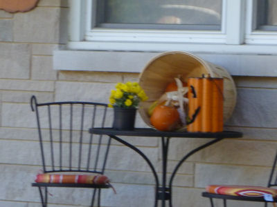 Don't you just love Fall decorations?