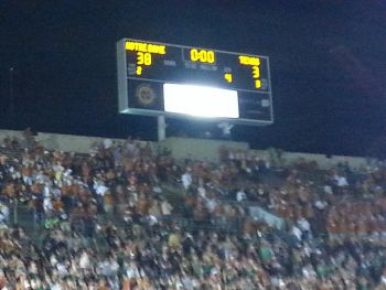 Nd 38- Texas 3